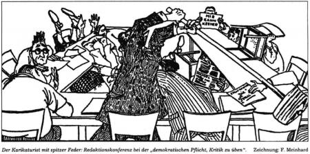 f Meinhard-Redaktionskonferenz